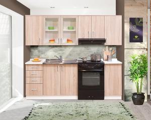 Blok kuhinja (Hrast)